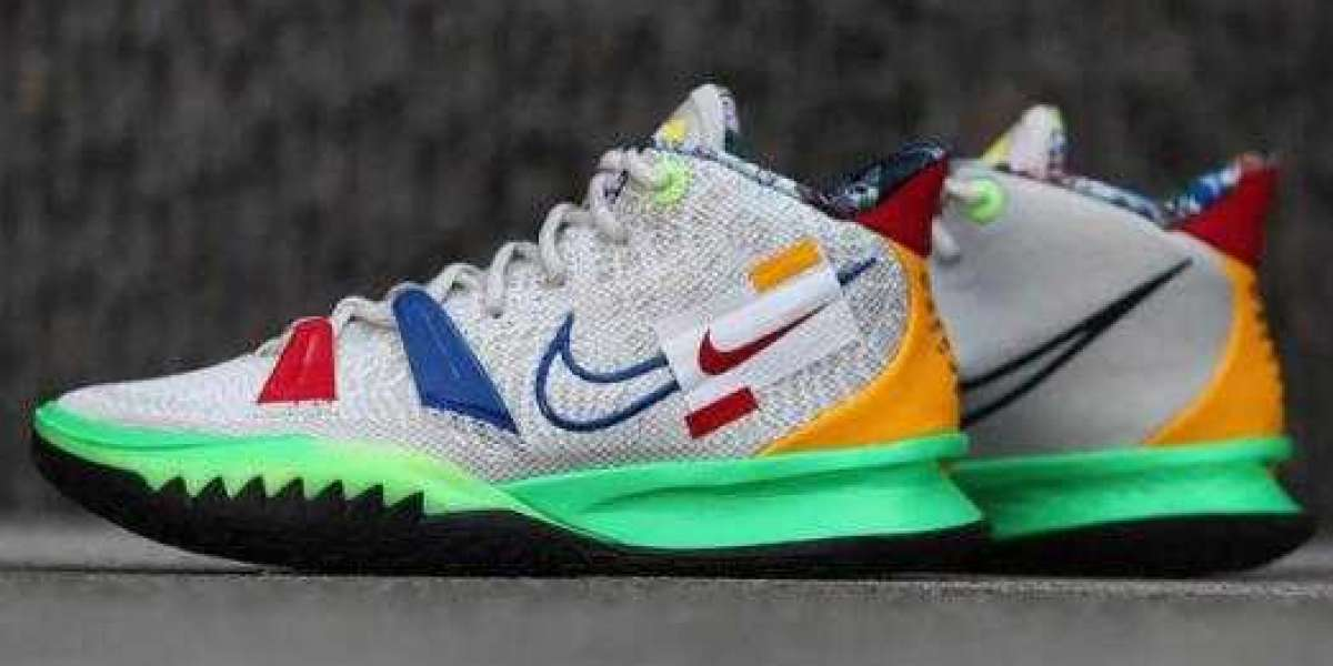"""Latest Nike Kyrie 7 """"Visions"""" Inspired by Kyrie's Hobbies Off The Court"""