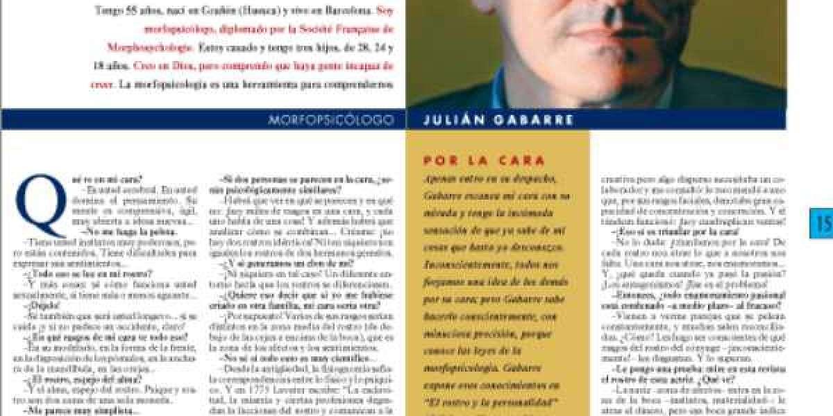 Torrent El Rostro Y La Personalidad Julian Gabarre Rar Full Version Book .epub